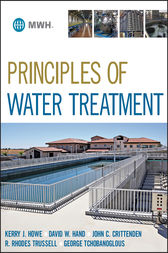 Principles of Water Treatment by Kerry J. Howe