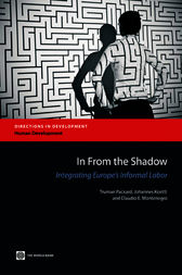 In from the Shadow by Truman G. Packard