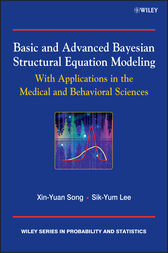 Basic and Advanced Bayesian Structural Equation Modeling by Sik-Yum Lee