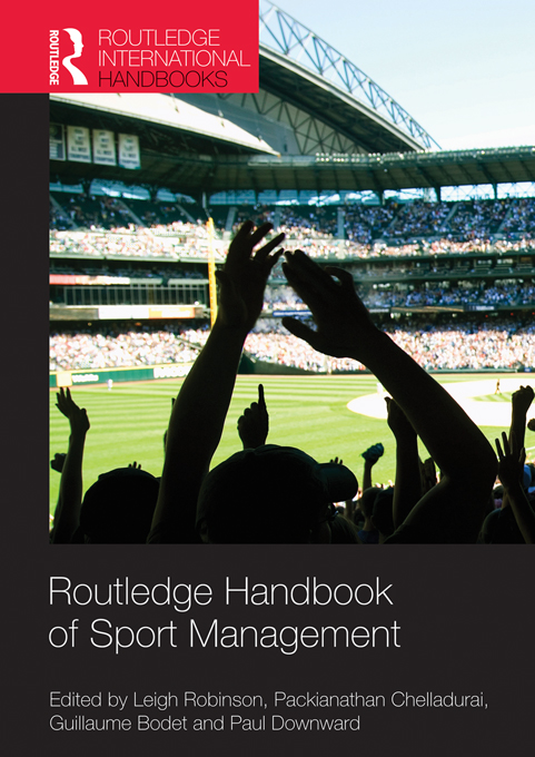 Download Ebook Routledge Handbook of Sport Management by Leigh Robinson Pdf