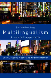 Introducing Multilingualism by Jean-Jacques Weber