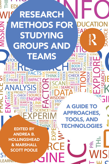 Download Ebook Research Methods for Studying Groups and Teams by Andrea Hollingshead Pdf