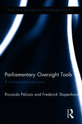 Parliamentary Oversight Tools by Riccardo Pelizzo