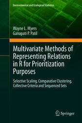 Multivariate Methods of Representing Relations in R for Prioritization Purposes by Wayne L. Myers