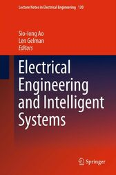 Electrical Engineering and Intelligent Systems by Sio-Iong Ao