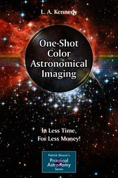 One-Shot Color Astronomical Imaging by L. A. Kennedy