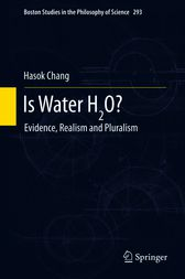 Is Water H2O? by Hasok Chang