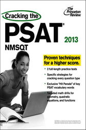 Cracking the PSAT/NMSQT, 2013 Edition by Princeton Review