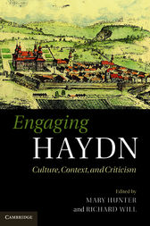 Engaging Haydn by Mary Hunter