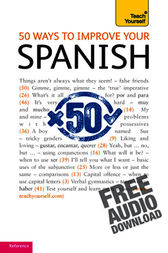 50 Ways to Improve your Spanish by Keith Chambers