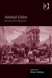 Animal Cities by Peter J Atkins