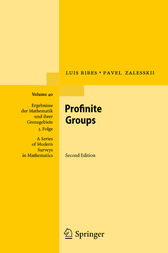 Profinite Groups by Luis Ribes