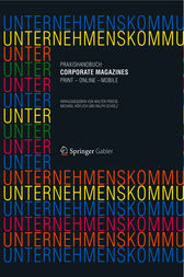 Praxishandbuch Corporate Magazines by Walter Freese