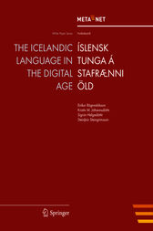 The Icelandic Language in the Digital Age by Georg Rehm