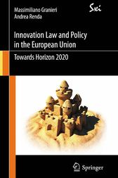 Innovation Law and Policy in the European Union by Massimiliano Granieri