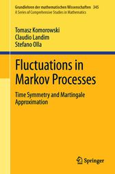 Fluctuations in Markov Processes by Tomasz Komorowski