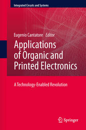 Applications of Organic and Printed Electronics by Eugenio Cantatore