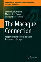 The Macaque Connection by Sindhu Radhakrishna