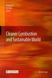 Cleaner Combustion and Sustainable World by Haiying Qi