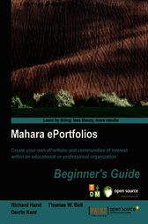 Mahara ePortfolios by Richard Hand
