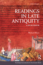 Readings in Late Antiquity by Michael Maas