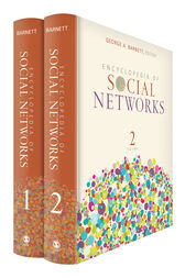 Encyclopedia of Social Networks by George A. Barnett