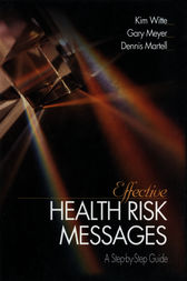 Effective Health Risk Messages by Kim Witte