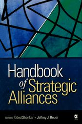 Handbook of Strategic Alliances by Oded Shenkar