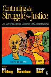 Continuing the Struggle for Justice by Barry A. Krisberg