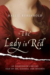 The Lady in Red by Hallie Rubenhold