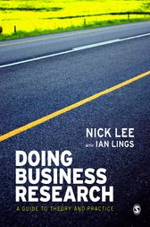 Doing Business Research by Nick Lee