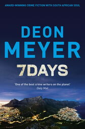 7 Days by Deon Meyer