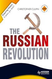 Enquiring History: The Russian Revolution 1894-1924 by Christopher Culpin