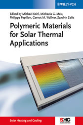 Polymeric Materials for Solar Thermal Applications by Michael Köhl