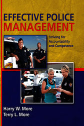 Effective Police Management by Harry More
