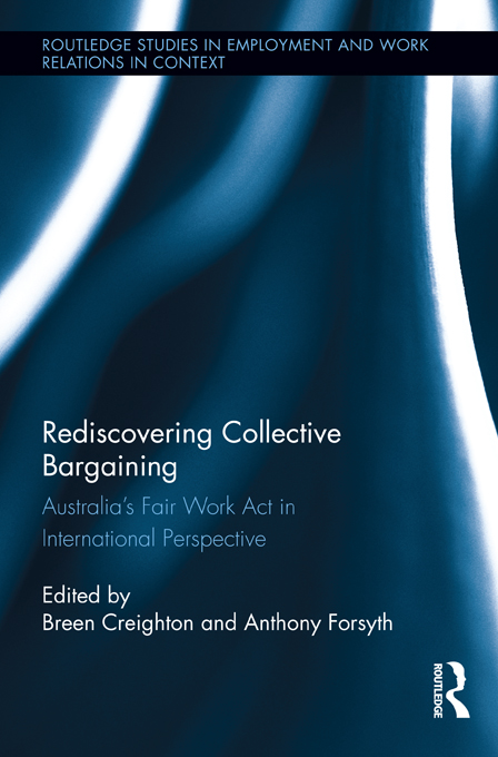 Download Ebook Rediscovering Collective Bargaining by Breen Creighton Pdf