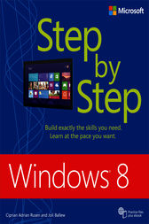 Windows 8 Step by Step by Ciprian Adrian Rusen