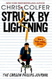 Struck by Lightning by Chris Colfer