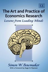 The Art and Practice of Economics Research by Simon W. Bowmaker