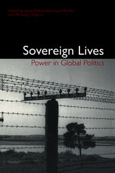 Sovereign Lives by Jenny Edkins