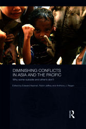 Diminishing Conflicts in Asia and the Pacific by Edward Aspinall