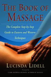 The Book of Massage by Lucinda Liddell