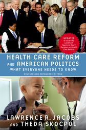 Health Care Reform and American Politics by Lawrence R. Jacobs