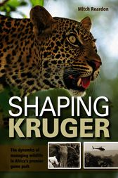 Shaping Kruger by Mitch Reardon