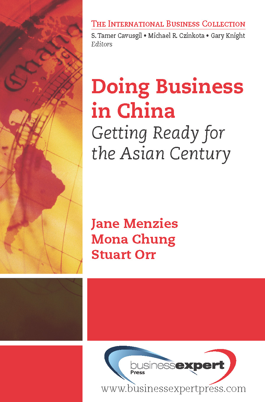 Download Ebook Doing Business in China by Jane Menzies Pdf