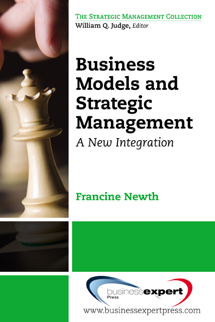 Download Ebook Business Models and Strategic Management by Francine Newth Pdf