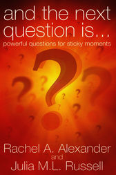 And the Next Question is... by Rachel Alexander