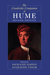 The Cambridge Companion to Hume by David Fate Norton