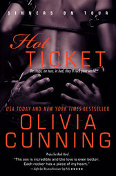 Hot Ticket by Olivia Cunning