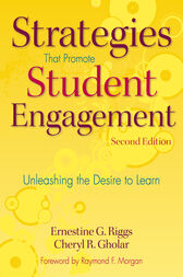 Strategies That Promote Student Engagement by Ernestine G. Riggs